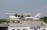 N10910 @ KOSH - Cessna 172S - by Mark Pasqualino
