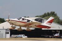 CF-JJM @ KOSH - Piper PA-28-140 - by Mark Pasqualino