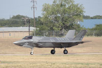 168311 @ NFW - Lockheed Martin F-35B after landing from a test flight. - by Zane Adams