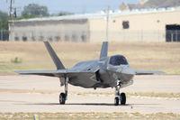 168311 @ NFW - Lockheed Martin F-35B after landing from a test flight. - by Zane Adams