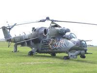 3361 @ EHTX - Texel Airshow , 28 July 2012   Spcl cs Tiger - by Henk Geerlings