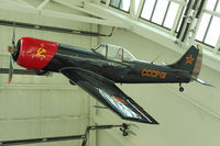 N7144F @ MMV - At Evergreen Air and Space Museum - wears CCCP01