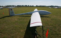D-3750 @ LHOY - Ocseny Airport, Hungary LHOY - 21st Gemenc Cup and 56 Hungarian National Gliding Championships - by Attila Groszvald-Groszi