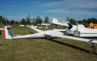 D-KIIX @ LHOY - Ocseny Airport, Hungary LHOY - 21st Gemenc Cup and 56 Hungarian National Gliding Championships - by Attila Groszvald-Groszi