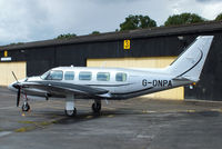 G-ONPA @ EGTF - Synergy Aircraft Leasing Ltd - by Chris Hall