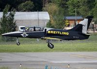 ES-YLX @ LFBO - Landing rwy 14R - by Shunn311