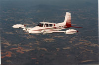 N344JP @ KGSO - Over North Carolina 1993 - by PIEDMONT
