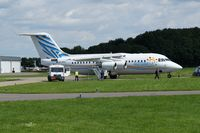A2-ABG @ EHLE - Former D-AVRP. Just got its new livery of Air Botswana - by Jan Bekker
