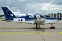 D-EVAU @ CGN - visitor - by Wolfgang Zilske