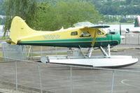 N985P @ RNT - 1966 Dehavilland DHC-2 MK. I(L20A), c/n: 1624 ex XV271
