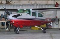 N647SB @ RNT - 1982 Cessna T210N, c/n: 21064743