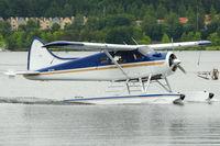 N378BD @ RNT - 1955 Dehavilland DHC-2 MK. I(L20A), c/n: 806 ex Serial 54-1674