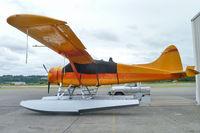 N90YC @ RNT - 1958 Dehavilland DHC-2 MK. I(L20A), c/n: 1338 ex Serial 58-2010