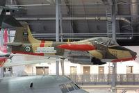 1133 @ EGSU - Royal Saudi Airforce BAC 167 Strikemaster displayed in the AirSpace hangar - by Chris Hall