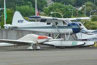 N2SF @ RNT - 1952 Dehavilland BEAVER DHC-2 MK.1, c/n: 329 , ex 51-16536