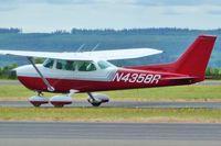 N4358R @ HQM - 1974 Cessna 172M, c/n: 17263109