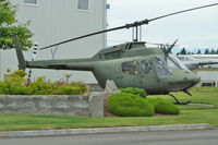 N76KP @ WN70 - at Northwest Helicopters, Olympia - by Terry Fletcher