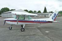 N704ML @ RNT - 1976 Cessna 150M, c/n: 15078719