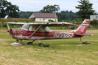 N2205J @ 4W8 - 1966 Cessna 150G, c/n: 15065405 - by Terry Fletcher