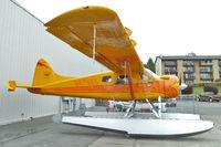 N67685 @ RNT - Dehavilland-webber Airlines DHC-2 BEAVER, c/n: 1250 ex Serial 57-2578