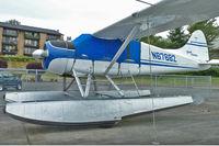 N67682 @ RNT - 1954 Dehavilland DHC-2-L-20, c/n: 671 ex Serial 53-3717