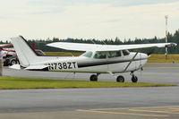 N738ZT @ OLM - 1978 Cessna 172N, c/n: 17270372
