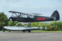 N6820L @ HQM - 1974 Piper PA-18-150, c/n: 18-7409104