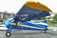 N341WP @ RNT - Ex Peruvian AF Serial 375 - 1964 Dehavilland DHC-2 MK. I(L20A), c/n: 1582