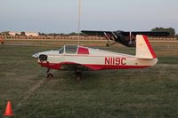 N119C @ OSH - 1949 Mooney M-18L, c/n: 51 - by Timothy Aanerud