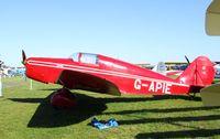 G-APIE @ LFFQ - Tipsy Belfair at the Meeting Aerien 2012, La-Ferte-Alais - by Ingo Warnecke
