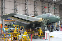 A19-144 @ EGSU - The Fighter Collection's Bristol Beaufighter MkXIc under restoration - by Chris Hall