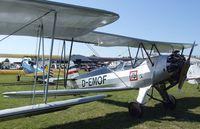 D-EMOF @ LFFQ - Focke-Wulf Fw 44J Stieglitz at the Meeting Aerien 2012, La-Ferte-Alais - by Ingo Warnecke