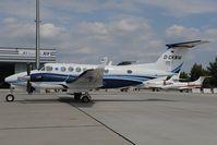 D-CKWM @ LOWW - Beech 350 King Air - by Dietmar Schreiber - VAP