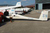 VH-GSN @ LZNI - Schemp Hirth Flugzeugbau Standard Cirrus