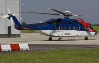 9M-AIH @ EGSH - Departing SaxonAir. - by Matt Varley