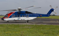 9M-AIH @ EGSH - Arriving at SaxonAir from Den Helder. - by Matt Varley