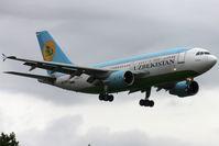 UK-31002 @ LSGG - Landing in 05