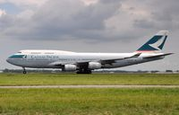 B-HOT @ EHAM - Cathay Pacific - by Jan Lefers