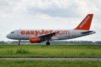 G-EZDR @ EHAM - EasyJet - by Jan Lefers