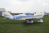 G-SACX photo, click to enlarge