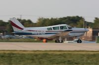 N8910P @ OSH - 1966 Piper PA-24-260, c/n: 24-4365 - by Timothy Aanerud