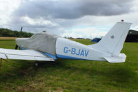 G-BJAV photo, click to enlarge