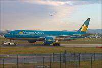 VN-A147 @ EDDF - Boeing 777-2Q8, - by Jerzy Maciaszek