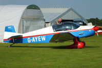 G-AYEW photo, click to enlarge