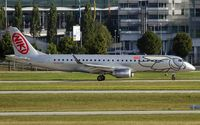 OE-IHE @ EDDM - taxying to the active