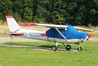 G-BODO @ EGTN - at Enstone Airfield - by Chris Hall