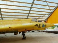 35541 - Now on display with the Estonian Aviation Museum in Lange (near Tartu), Estonia. - by Tillerman