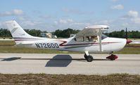 N7260Q @ LAL - Cessna 182T