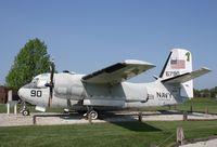 136790 @ KGUS - Grumman C-1A - by Mark Pasqualino