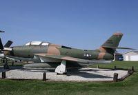 51-9456 @ KGUS - Republic F-84F - by Mark Pasqualino